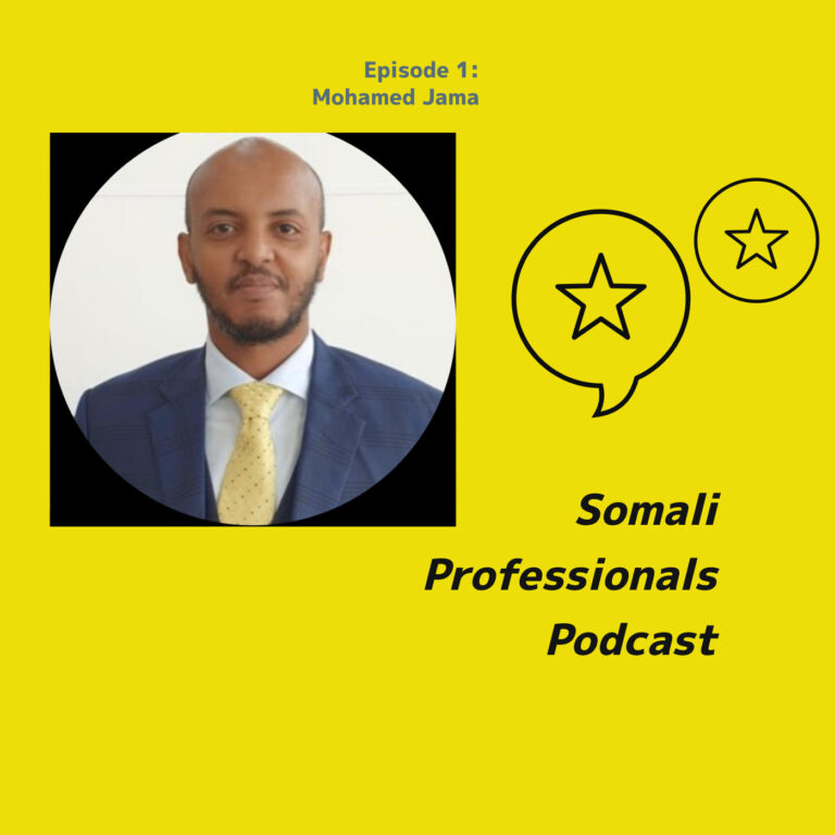 How i became Head of Advanced Application & Analytics with Mohamed Jama